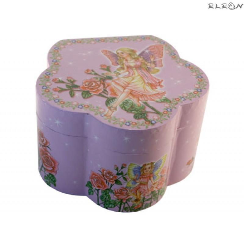 Детска музикална кутия с балерина - 22109