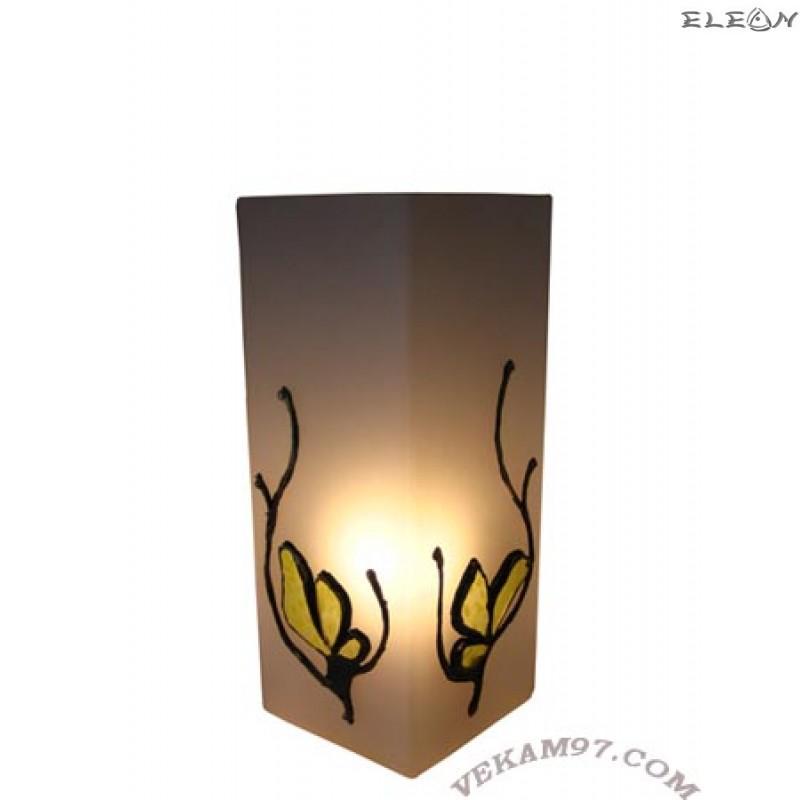 Настолна нощна ЛАМПА ръчно декорирана - LA01281