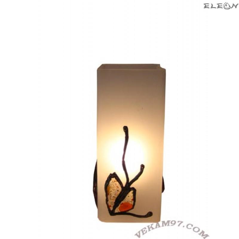 Настолна нощна ЛАМПА ръчно декорирана - LA01283