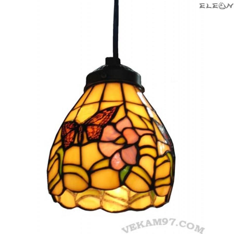 Висяща лампа в стил Тифани - лампа за хол TIFFANY 519b