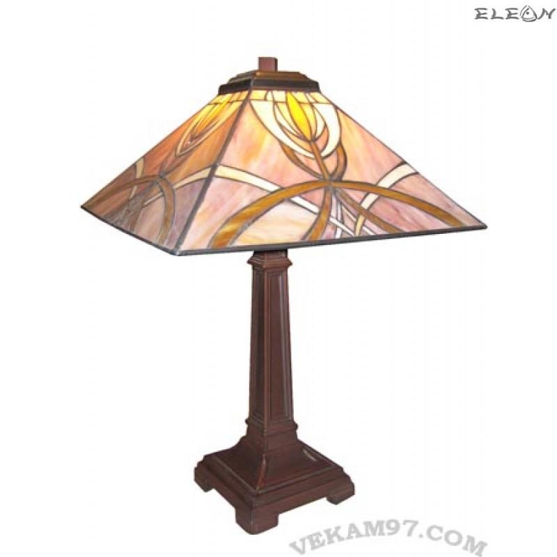 Лампа стил Тифани - настолна TIFFANY YM14115