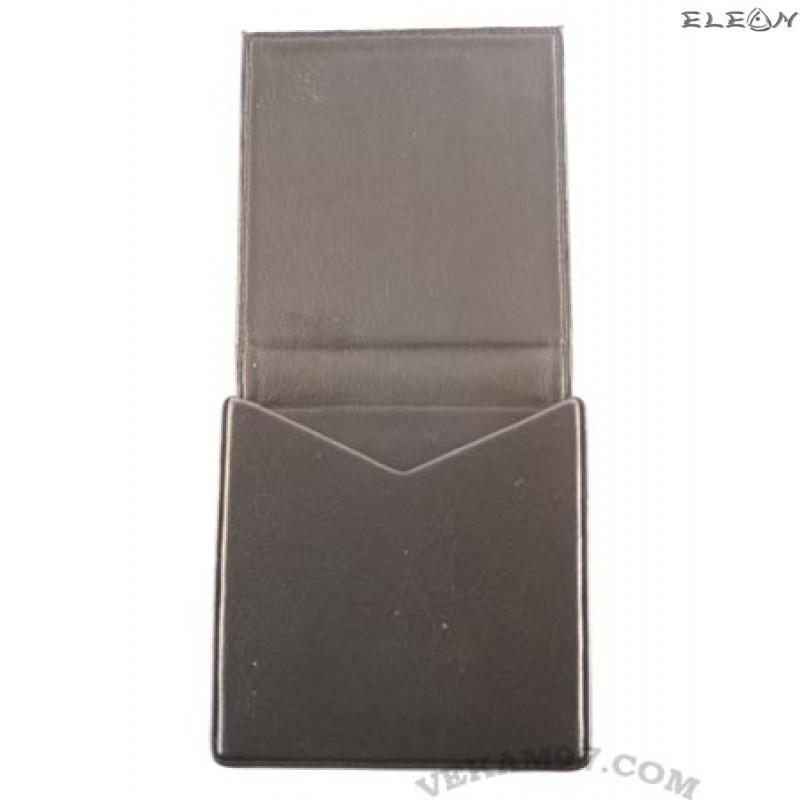 Кожен Калъф за Пурети HADSON - черен 009313