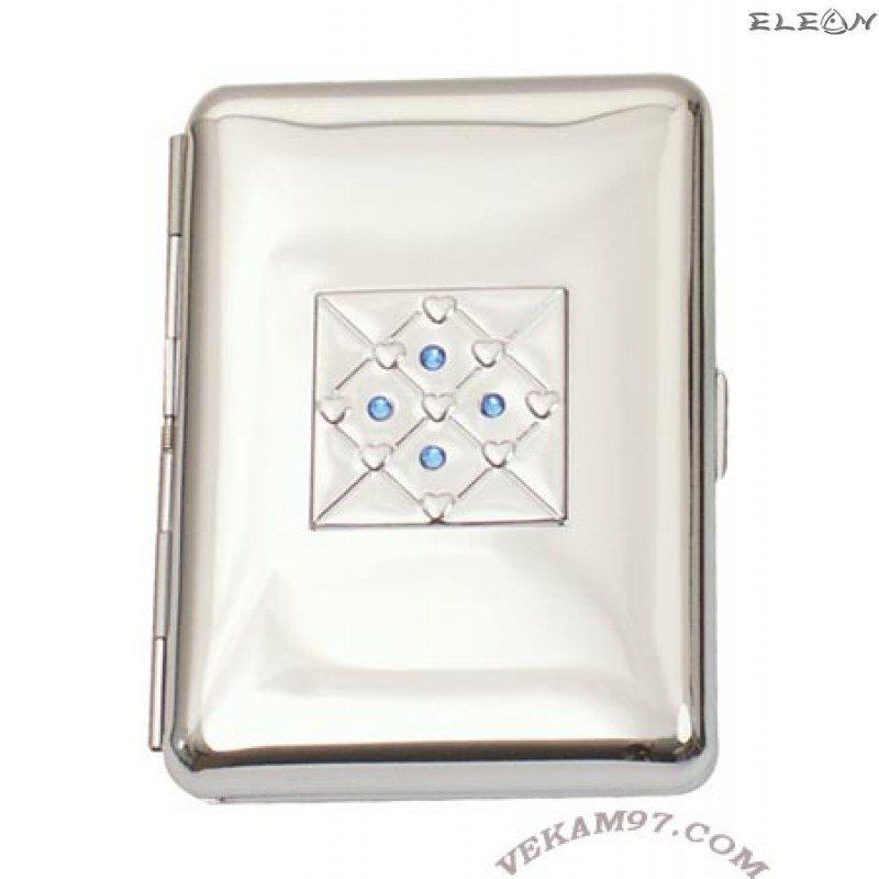 Табакера с кристалчета 80мм - 309870