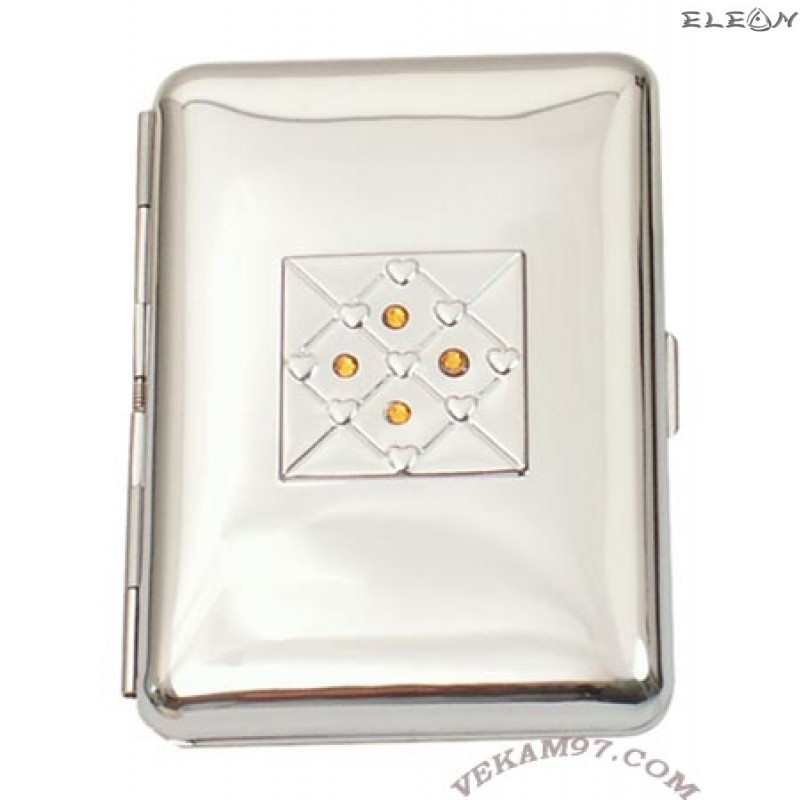 Табакера с кристалчета - 309880