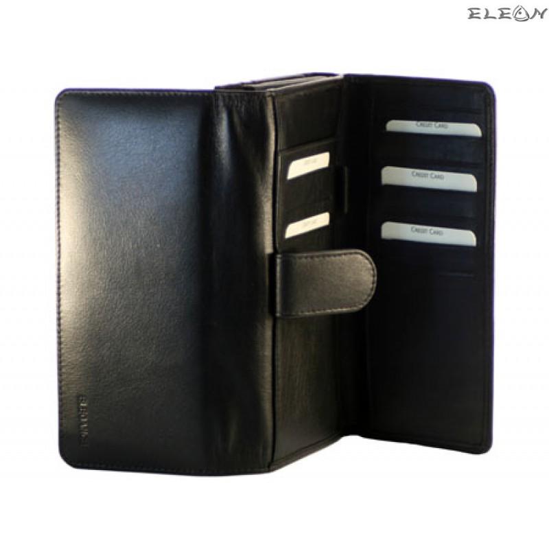 Дамски портфейл от естествена кожа - 373901