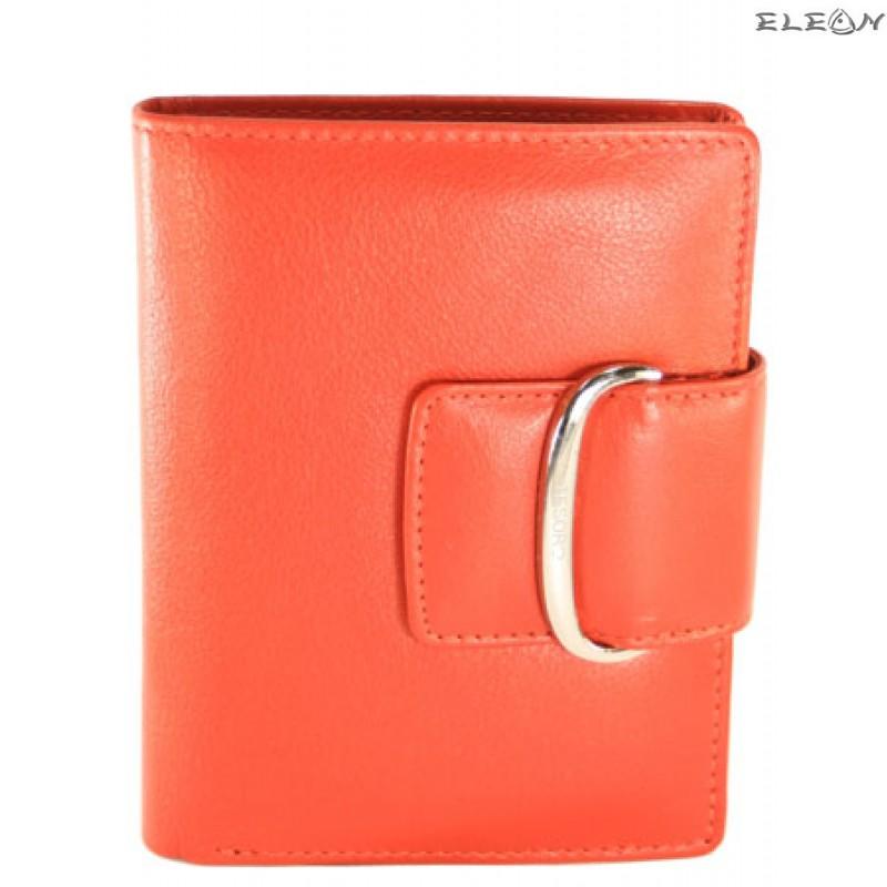 Дамски портфейл от естествена кожа - 419102