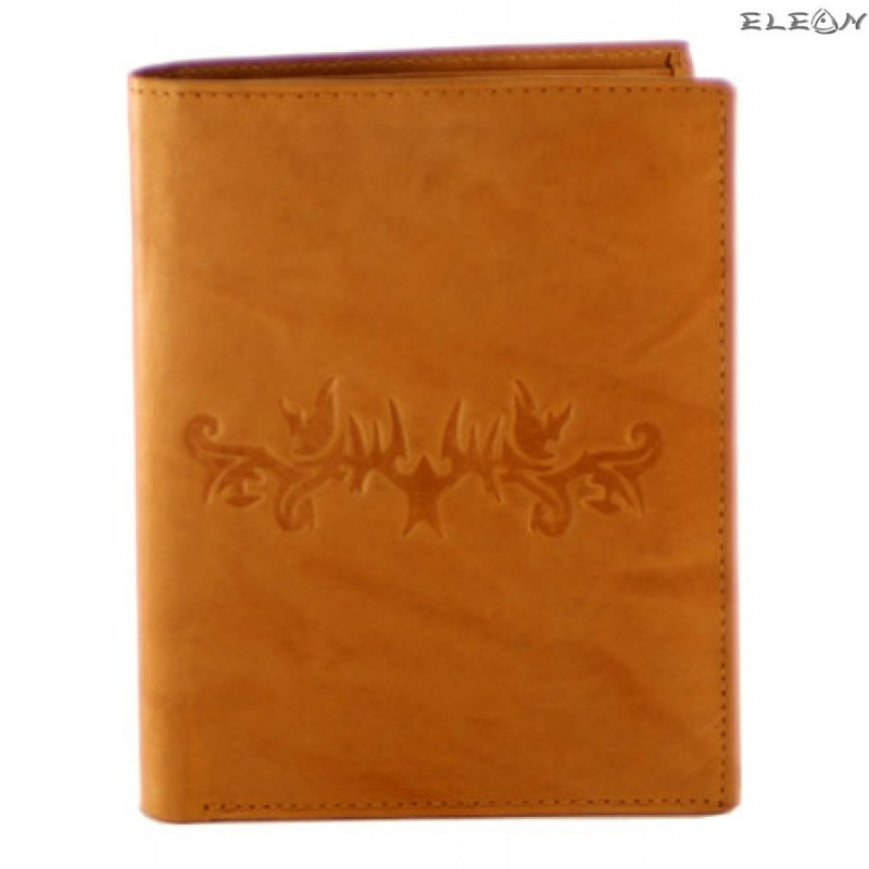 Портфейл унисекс от естествена кожа - 700111