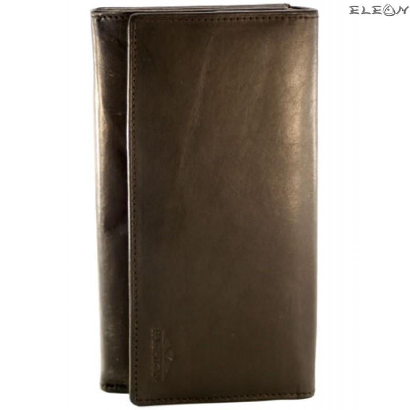 Дамски портфейл от естествена кожа - 701001