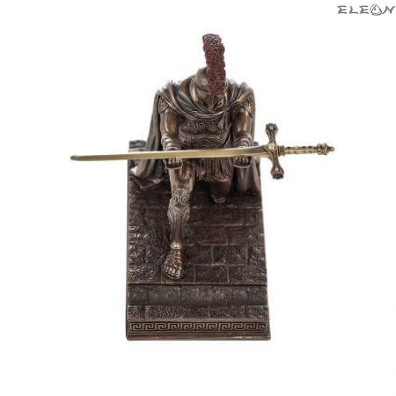 Статуетка Римски командир 18см, изработена от полирезин