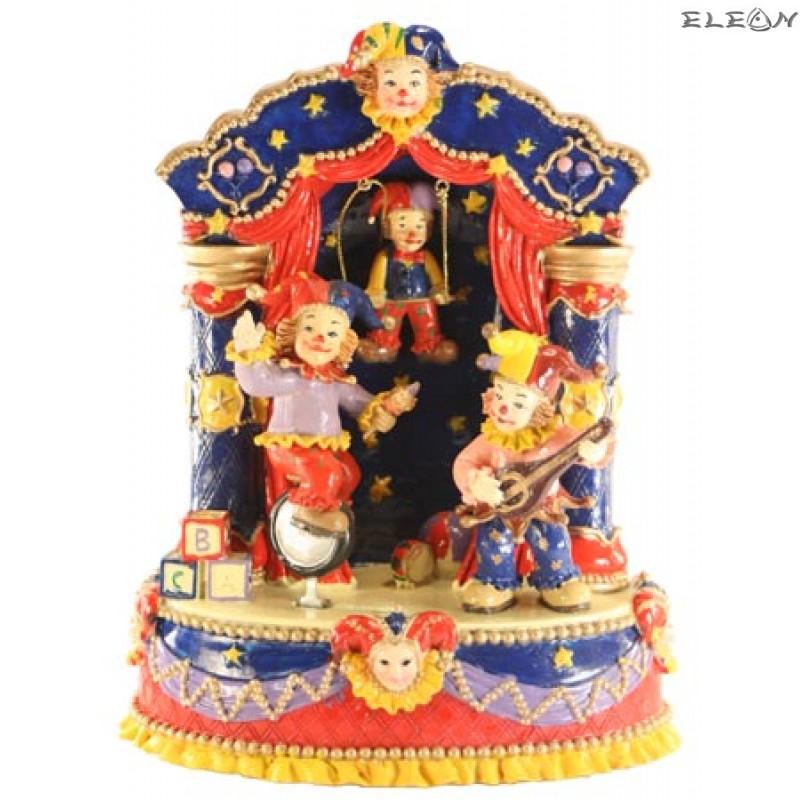 Музикална детска играчка - ЦИРК