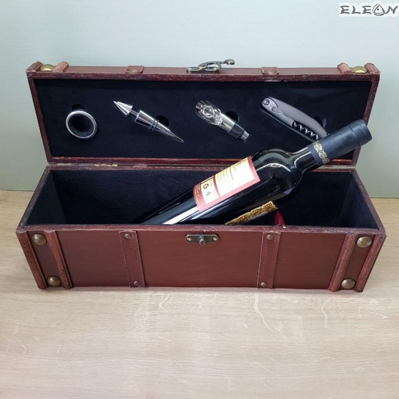 Кутия за вино голяма