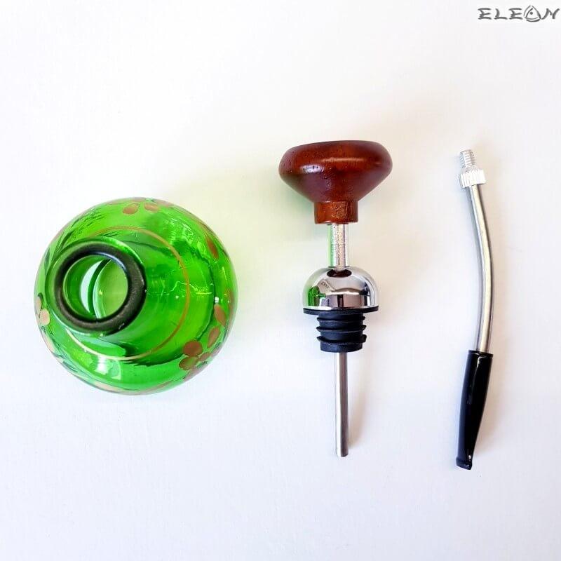 Лула с воден филтър - наргиле тип лула