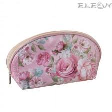 подарък Несесер за гримове червени РОЗИ - козметична чанта и органайзери за грим - 951150 DM-951150