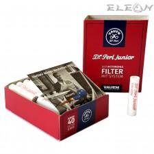 подарък Висококачествени филтри за лула с активен въглен, 9мм, 40бр, VAUEN Германия, ZP005005 ZP 005005