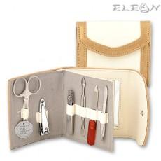 Маникюр и педикюр сет бяло/златно - инструменти за маникюр JB1505