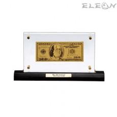 Златна банкнота 24карата ORH1