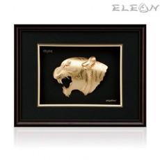 Златна картина ORH11 - Тигър 24 карата