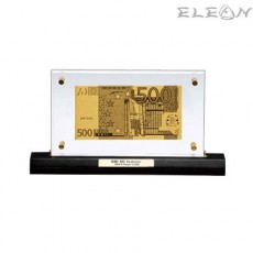 Златна Банкнота Евро ORH2 - 24 карата