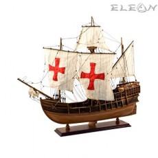 Модел на кораб - Santa Maria 100/80см