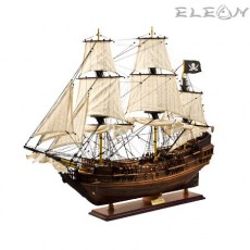 Модел на кораб - Black Pearl 90/69см