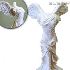 Статуетка Богиня Нике от алабастър, 19см, ръчно изработена скулптура, ArtosStyle S4102