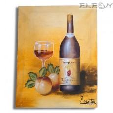Картина Вино