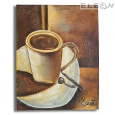 Картина за стена - Кафенето
