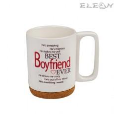 Чаша за кафе и чай, 350 мл, Lancaster - Чаша за Любимия