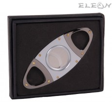 Нож за пури HADSON - резачка хром/сребро 309331
