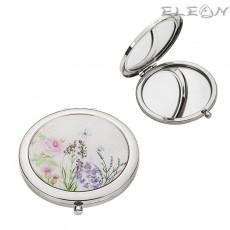 Дамско огледалце за чанта - джобно огледало ЛАВАНДУЛА 951645