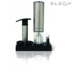 Vin Bouquet - Сет електрически тирбушон и вакуум помпа - 6 части