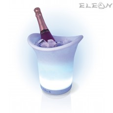 Vin Bouquet - Охладител за бутилки със светлина LED ICE BUCKET