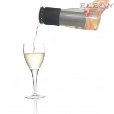 Стъклена гарафа с охладител 750мл - Vin Bouquet