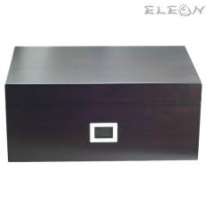 Кутия за пури лукс побираща до 60 пури - хумидор HADSON за напреднали