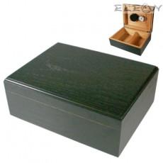 Хумидор подходящ за няколко сорта пури - кутия за пури HADSON за напреднали
