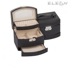 Кутия за бижута Black JA2015, средна, 16х14х13см