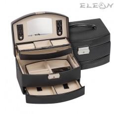 Кутия за бижута Black JA2016, голяма, 22х16х15см