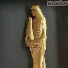 Златна картина ФОРТУНА ORH25 - 24карата