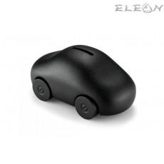 Касичка от метал MY CAR, стилна спестовна касичка, PHILIPPI черна