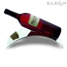 Стойка за вино, метална, 1 бутилка, PHILIPPI - STAND