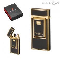 Запалка с електро-импулсна плазма, USB зареждане, Pierre Cardin MF002GB