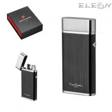 Плазмена запалка с USB зареждане, сребърно и черно, Pierre Cardin MF012SB