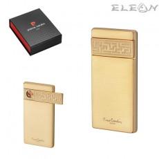 Електрическа Запалка с нагревател, USB зареждане, цвят злато