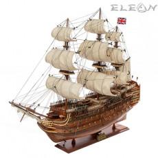 Модел на кораб - Victory 110/85см