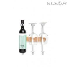 Стенна стойка за 3 бутилки
