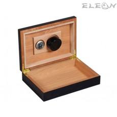 Хумидор подходящ за начинаещи, 15 пури, компактна и лесно преносима кутия за пури, HADSON 009480