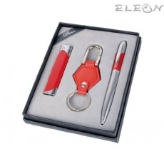 Стилен комплект Химикал, Запалка, Ключодържател FF21251