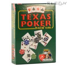 Карти за игра на покер - TEXAS HOLD'EM