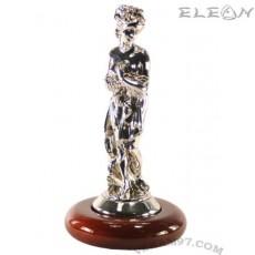 Сребърна фигурка богиня ВЕНЕРА 18см