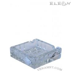 Пепелник със сребърни орнаменти - 9037
